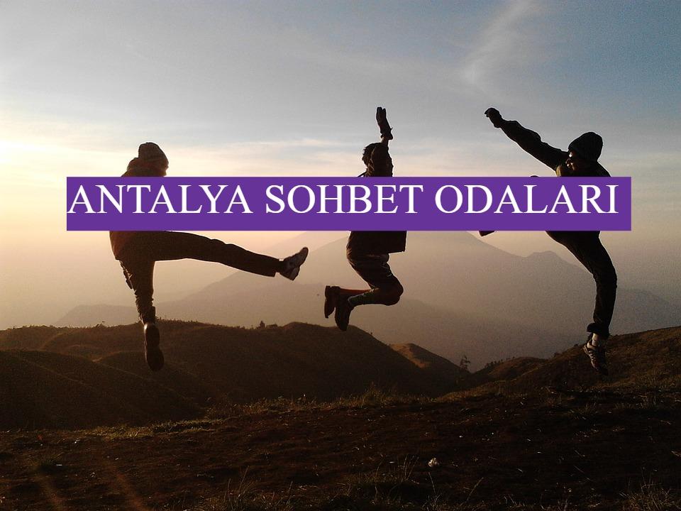 Antalya Sohbet Chat